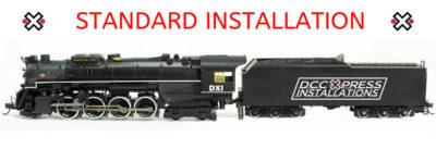 Standard DXI Installation